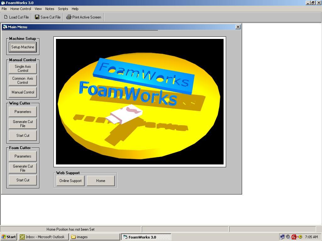 FoamWorks 4 0